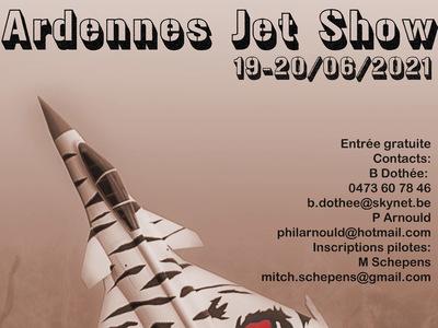Ardennes Jet Show au MCBB