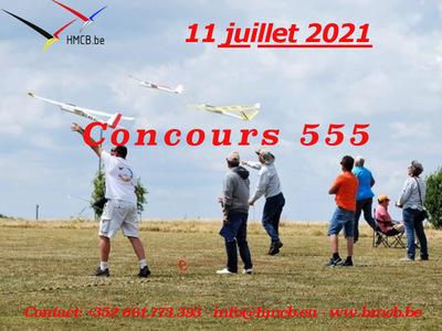Concours 555 au HMCB