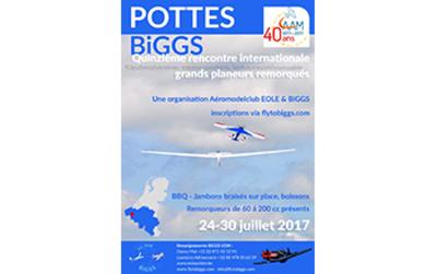 15ème rencontre internationale BIGGS à Pottes